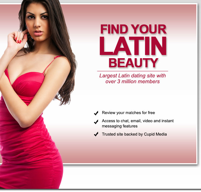 Spanish cupid dating site