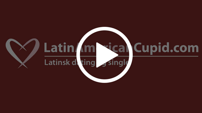 LatinAmericanCupid.com stevnemøter og enslige