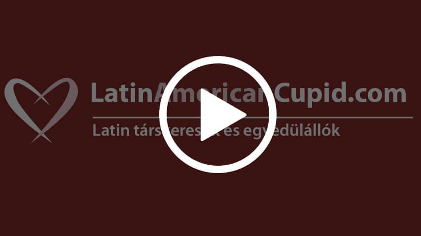 LatinAmericanCupid.com társkereső oldal