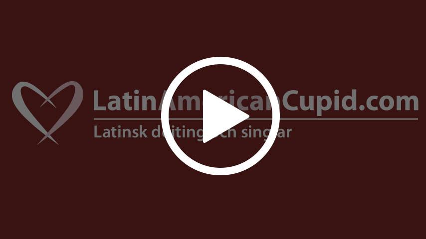 Dejting och singlar på latinamericancupid.com
